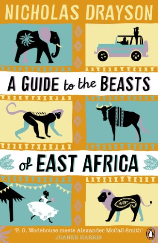 A Guide to the Beasts of East Africa - Baking Sallys