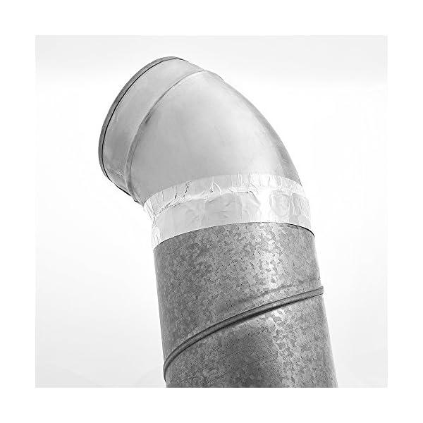 WOLFPACK Cinta Adhesiva Aluminio.