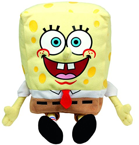 Image of Ty UK Beanie Buddy - Spongebob Squarepants Soft Toy