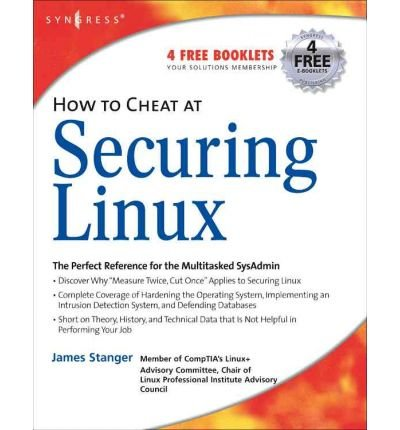how-to-cheat-at-securing-linux-how-to-cheat-paperback-common