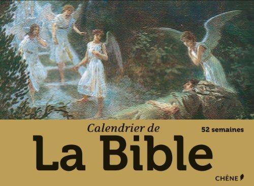 Calendrier la Bible