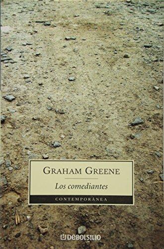 Los Comediantes/The Comedians (Contemporanea/Contemporary) por Graham Greene