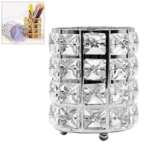 sel Halter Handgefertigte Kristall Perlen Design Bleistifthalter Pinselköcher für Wohnzimmer Esszimmer ()