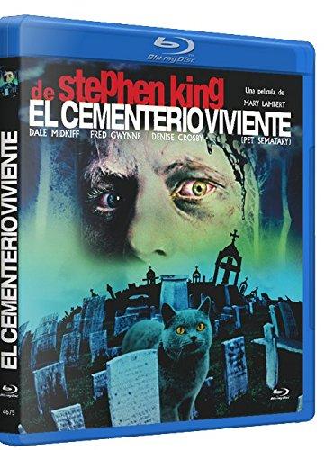 Cementerio Viviente BD 1989 Pet Sematary [Blu-ray] 51otcU7FROL