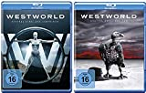 Westworld Staffel 1+2 [Blu-ray]
