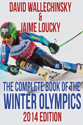 The Complete Book of the Winter Olympics by David Wallechinsky (2014-01-06)