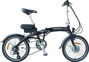 Vélo électrique pliant ONDA MINI NOIR