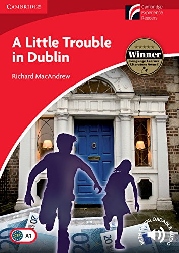 A Little Trouble in Dublin Level 1/A1+ Kindle eBook (English ...