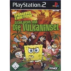 SpongeBob & Freunde – Schlacht um die Vulkaninsel