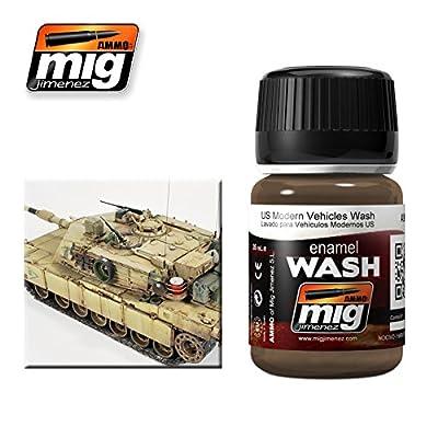Ammo of Mig: Us Modern Vehicles Wash von Ammo of Mig