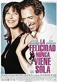 La Felicidad Nunca Viene Sola [Blu-ray]