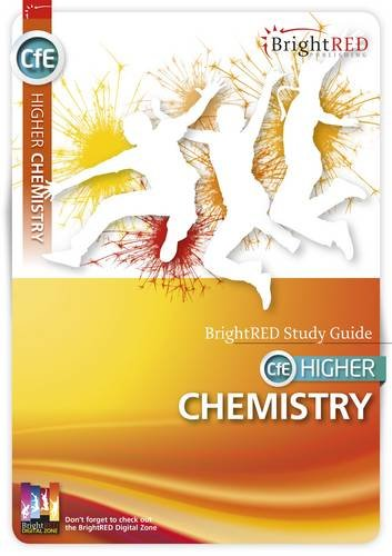 CFE Higher Chemistry Study Guide (Brightred Study Guide)