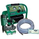 PREBENA® Druckluftnagler 2P-J/ES40COMBI Kombi-Paket