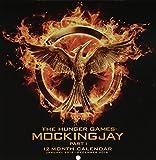 The Hunger Games 3 Broschurkalender 2015