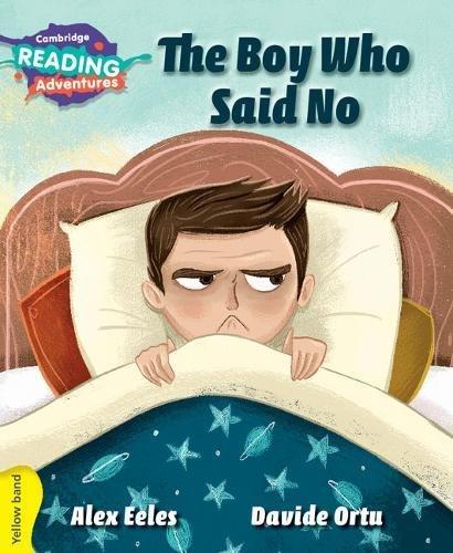 The boy who said no