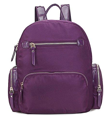 Big Handbag Shop, Borsa a zainetto donna Design 1 - Purple