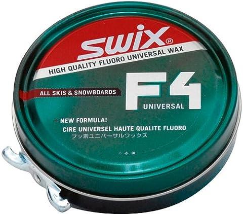 Swix Universal Rub-On-Fluoro 40ml F4 Paste Wax by Swix