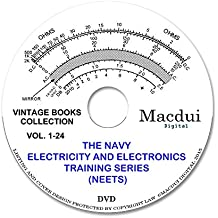 NEETS – Navy Electricity and Electronics Training Course 24 Volume PDF on 1 Data DVD-Rom, September 1998