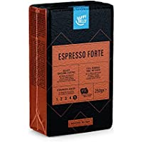 "Amazon-Marke: Happy Belly Gemahlener Röstkaffee""Espresso Forte"" (4 x 250g)"