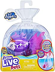 "Little Live Pets, lill' dipinpers - Seaqueen - Lil' Dippers di Little Live Pets con effetto ""Wow&"