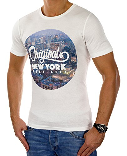 jack-jones-herren-t-shirt-mehrfarbig-print-l-wei-cloud-dancer-fitslim-detailnew-york