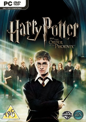 Click for larger image of Harry Potter and the Order of the Phoenix (PC DVD)