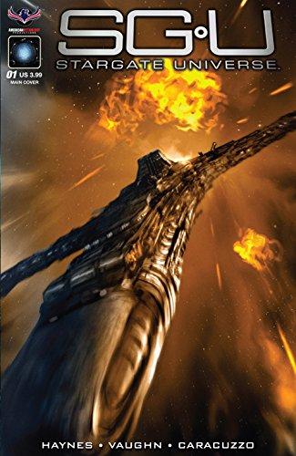 Stargate Universe #1 (English Edition) (American Ver Standard)