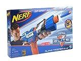 Nerf 19609 Alpha Trooper CS 12 - Softdartblaster mit Rapidfire Funktion und 1...
