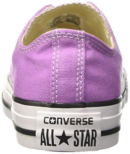 Converse Unisex Schuhe Ctas Ox Sneakers Violett (Fuchsia Glow)