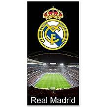 REAL DE MADRID FOOTBALL CLUB Real Madrid F.C. Serviette Stade