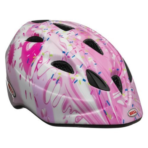 Bell Tater - Casco infantil, color rosa