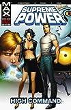 Supreme Power Volume 3: High Command TPB: High Command v. 3