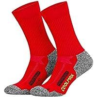Piarini - 2 pares de calcetines de última tecnología - Para actividades al aire libre -