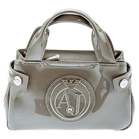Armani Jeans Women's 922528CC855 Cross-Body Bag Beige Beige (TAUPE 07753)