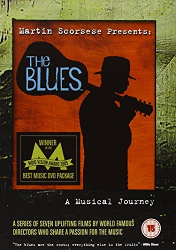 Martin Scorsese Presents The Blues 7 DVD Box Set