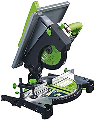 Evolution Power Tools FURY6 210mm TCT Multipurpose Table/Mitre Saw