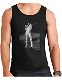 Howard Barlow Official Photography - Freddie Mercury Queen Manchester Palace 1974 Mens Vest