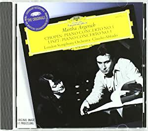 Chopin : Concerto pour piano n° 1 - Liszt : Concerto pour piano n° 1