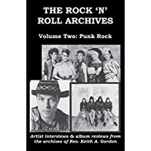 The Rock 'n' Roll Archives, Volume Two: Punk Rock (English Edition)