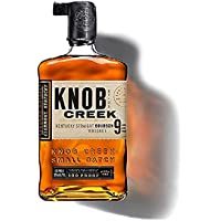Knob Creek, Bourbon Whiskey invecchiato 9 anni - 700 ml