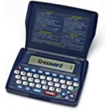 Seiko Oxford Crossword Solver Pocket Edition LCD Display Thesaurus Spellchecker Crossword & Anagram Solver.
