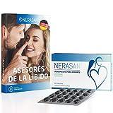 Nerasan - 600 mg - 60 Cápsulas - Mejora La Resistencia De Manera Natural - Para Una Vida Amorosa Plena