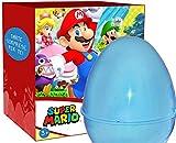 Pasqualotto Super Mario Bros Uovo di Pasqua Gigante con sorprese per Bambino