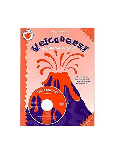 Douglas Wootton: Volcanoes! (Teacher's Book/CD). CD, Sheet Music for Voice, Piano Accompaniment