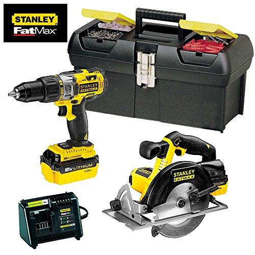 Stanley 2 Akku