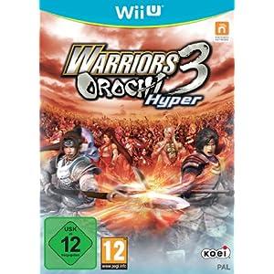Warriors Orochi 3 Hyper – [Nintendo Wii U]
