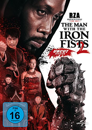 The Man with the Iron Fists 2 (Uncut Version)
