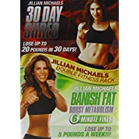 Jillian Michaels - 30 Day Shred / Banish Fat, Boost Metabolism