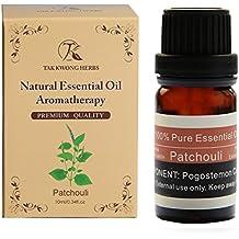 TKH 100% puro olio essenziale naturale Estratti 10 ml essenza terapeutico patchouli olio