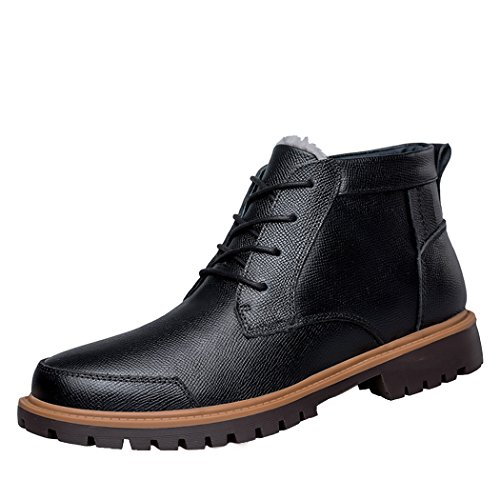WALK-LEADER, Stivali uomo, nero (Black), 41